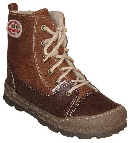dcd7e5ffdca dětské boty Pegres 1701 - hnědá ...