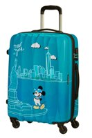 American Tourister Legends Disney | Mickey NYC 11