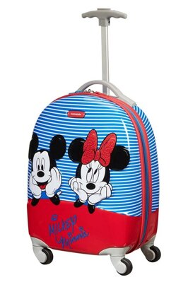 Samsonite Disney Ultimate 2.0 spinner 46 Mickey a Minnie dětský kufr