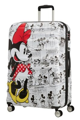 kufr American Tourister Wavebreaker Disney spinner 77 - Minnie comics