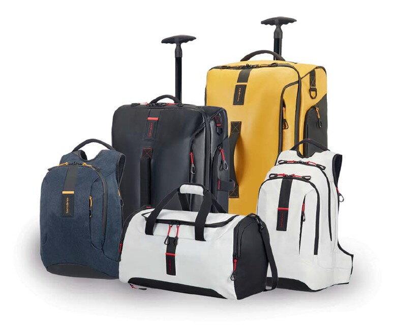 Samsonite Paradiver Light je druhou generací oblíbené kolekce cestovních  tašek a batohů inspirovaných parašutismem. Kolekce Paradiver Light je nyní  lehčí 854f6fc7ce