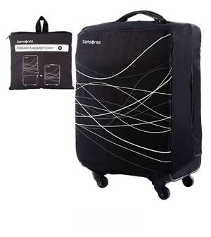 obal na kufr Samsonite foldable luggage cover L