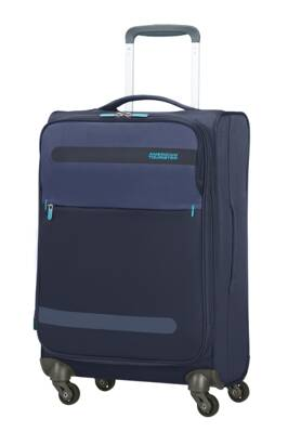 kufr American Tourister Herolite Super Light spinner 55 exp