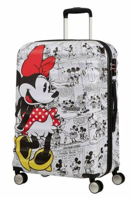 kufr American Tourister Wavebreaker Disney spinner 67 - Minnie comics