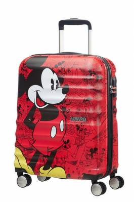 kufr American Tourister Wavebreaker Disney spinner 55 - Mickey comics