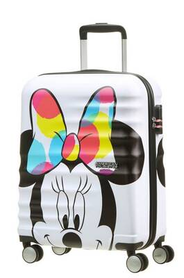 kufr American Tourister Wavebreaker Disney spinner 55 - Minnie