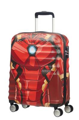 kufr American Tourister Wavebreaker Marvel spinner 55 - Iron Man