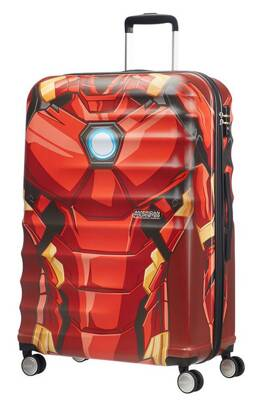 kufr American Tourister Wavebreaker Marvel spinner 67 - Iron Man